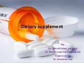 Diet supplement