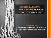 Diferencias entre windows server 20...