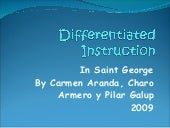 Differentiated Instruction Presenta...