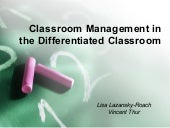 Differentiation pd 8.17.2011