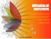 Diffusion of Innovation (Developmen...