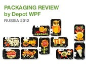 Packaging Review 2012 by Depot WPF