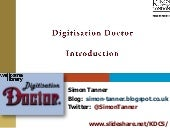 Digitisation Doctor Introduction