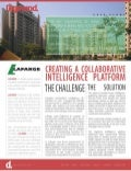 Case Study: Lafarge - Creating a Collaborative Intelligence Platform