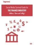 Social Media Survival Guide for the B2B FINANCE Industry
