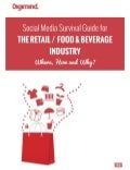 Social Media Survival Guide for the B2B RETAIL, FOOD & BEVERAGE Industry