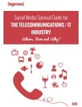 Social Media Survival Guide for the B2B TELECOMS & IT Industry