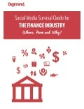 Social Media Survival Guide for the B2C FINANCE Industry
