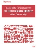 Social Media Survival Guide for the B2C FOOD & BEVERAGE Industry