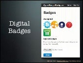 Bring Digital Badges To Your Classr...