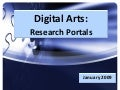 Digital Arts Portals