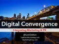 Digital Convergence: Integrated Marketing & Public Relations