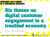 Digital Customer Engagement in a Tr...