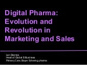 Digital Pharma: Evolution and Revol...