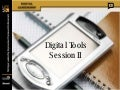 Digital Tools Session 2 Final
