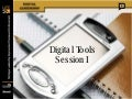 Digital Tools Session I Cohort 2