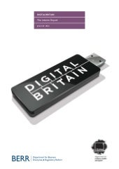 Digital Britain - Interim Report (J...