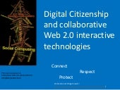 Digital citizenship and collaborati...