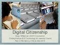 Digital Citizenship for Elementary School Parents
