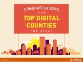 Top Digital Counties of 2014