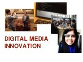 Digital Media Innovation Major