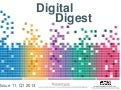 Digital Digest, Q1 2014