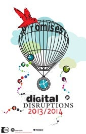 "Digital Disruptions 2013 / 2014 : ""..."