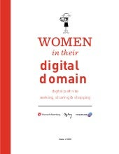 Women in Their Digital Domain