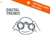 The designers take on digital trends in 2014
