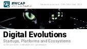 Digital Evolutions: Startups, Platf...