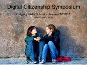 Digital Citizenship Symposium