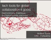 tech tools for global collaboration...