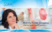 Digital hospital brochure