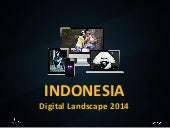 Digital Landscape of Indonesia