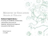 National Digital Library