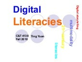 Digital literacies4138 oct13