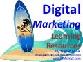 Digital Marketing Learning Resources - Four ways to Create your Learning Ecosystem