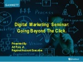 Digital Marketing Seminar: Going Be...