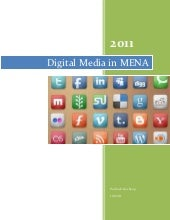 Digital media in mena