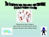 Digital picture book presentation
