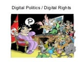 Digital politics Digital rights