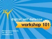 Digital Self Defense (RRLC version)