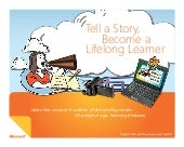 Digital storytelling e book