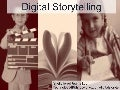 Digital storytelling tesol presentation