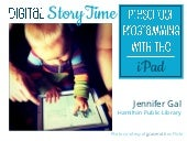 Digital Story Time - Preschool Prog...