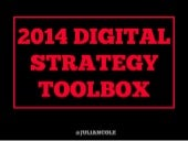 Digital Strategy Toolbox 2014