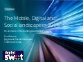 Digital SWOT - the digital landscape for 2014
