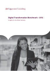 Digital transformation benchmark 20...
