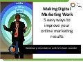 Digital Vidya: Making Digital Marketing Work