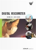 Digital Viscometer by ACMAS Technologies Pvt Ltd.